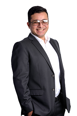 Mohamed Qattaj | Chief Marketing Officer